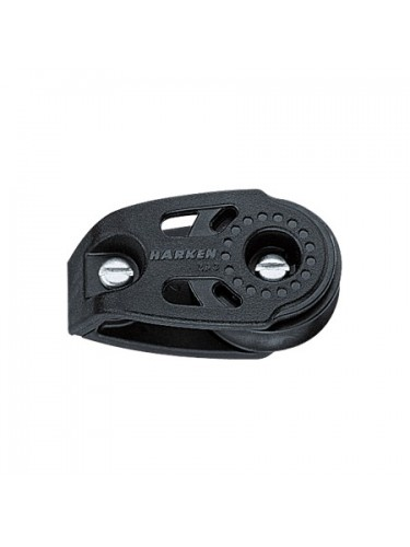 Poulie Carbo plat pont 29mm