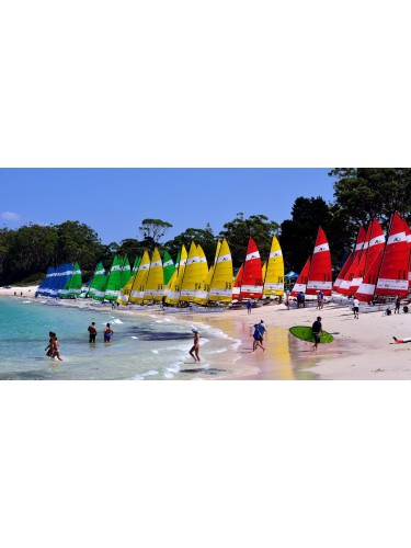 Hobie cat 16 club