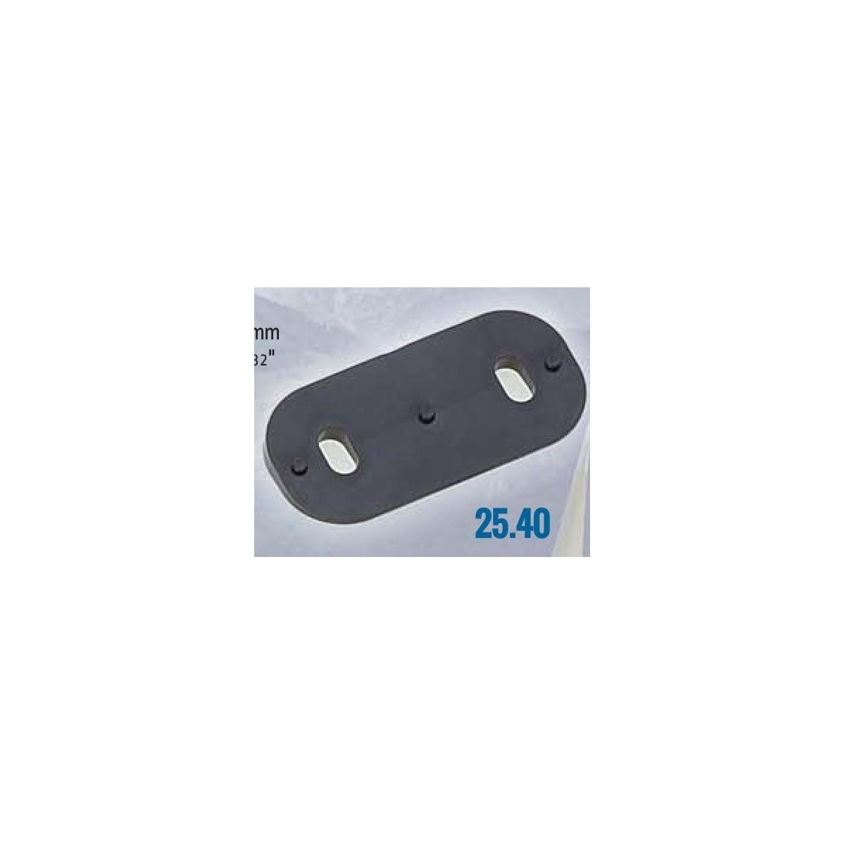 cale inclinée pour taquet standard 25.30 et 25.32