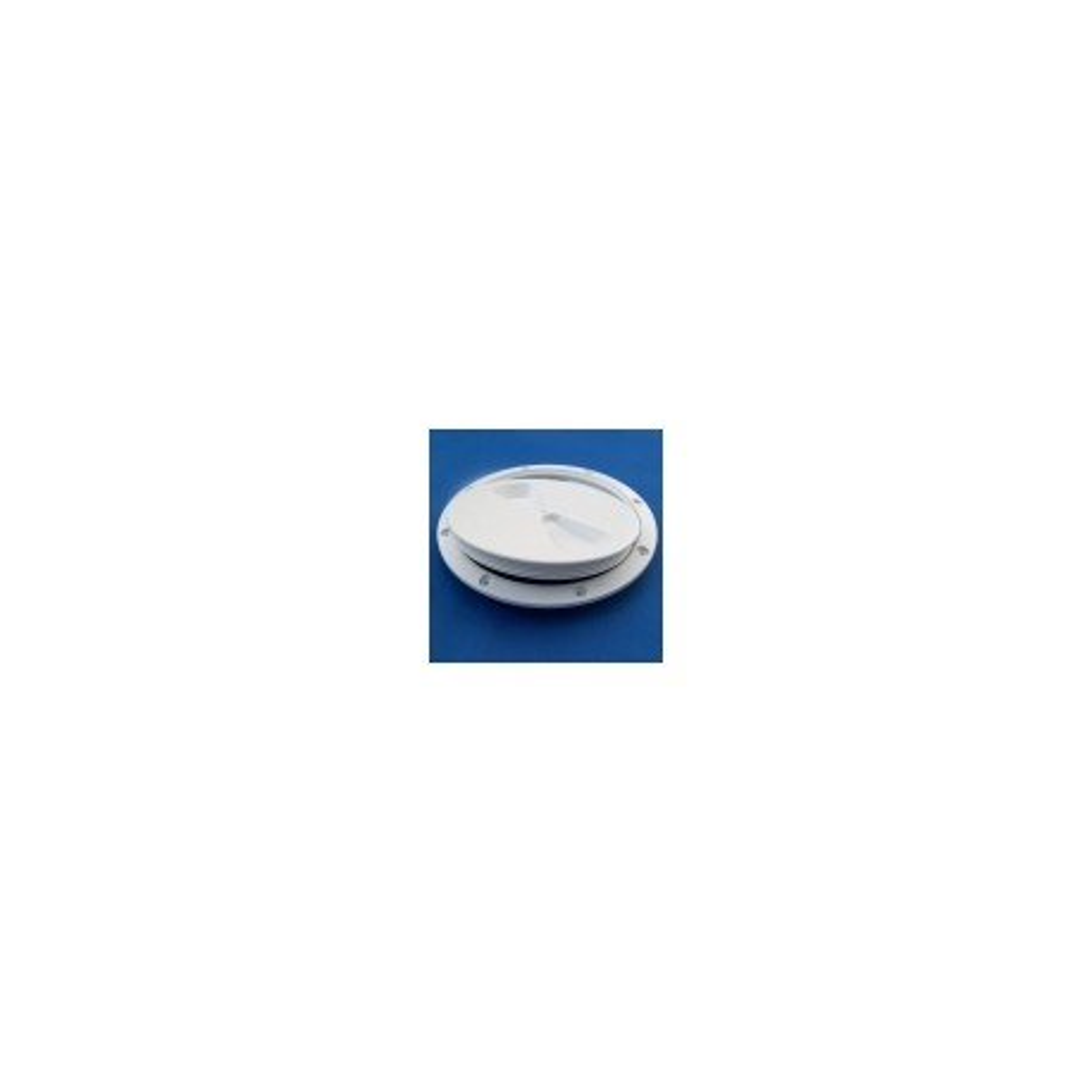 trappe de visite blanche 150mm