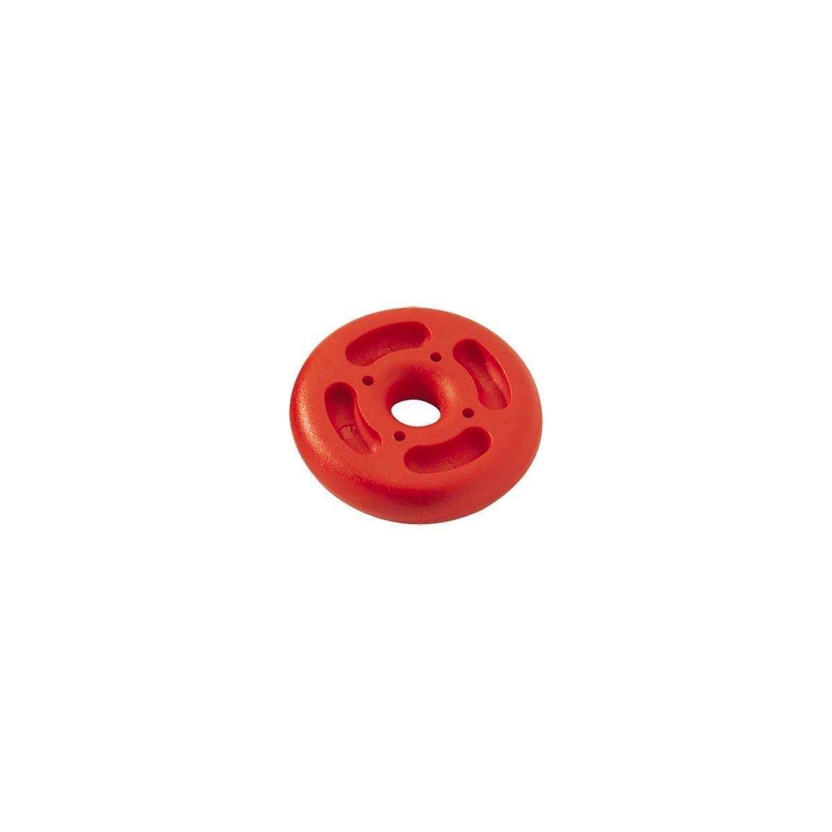 Rondelle plastique 40 mm