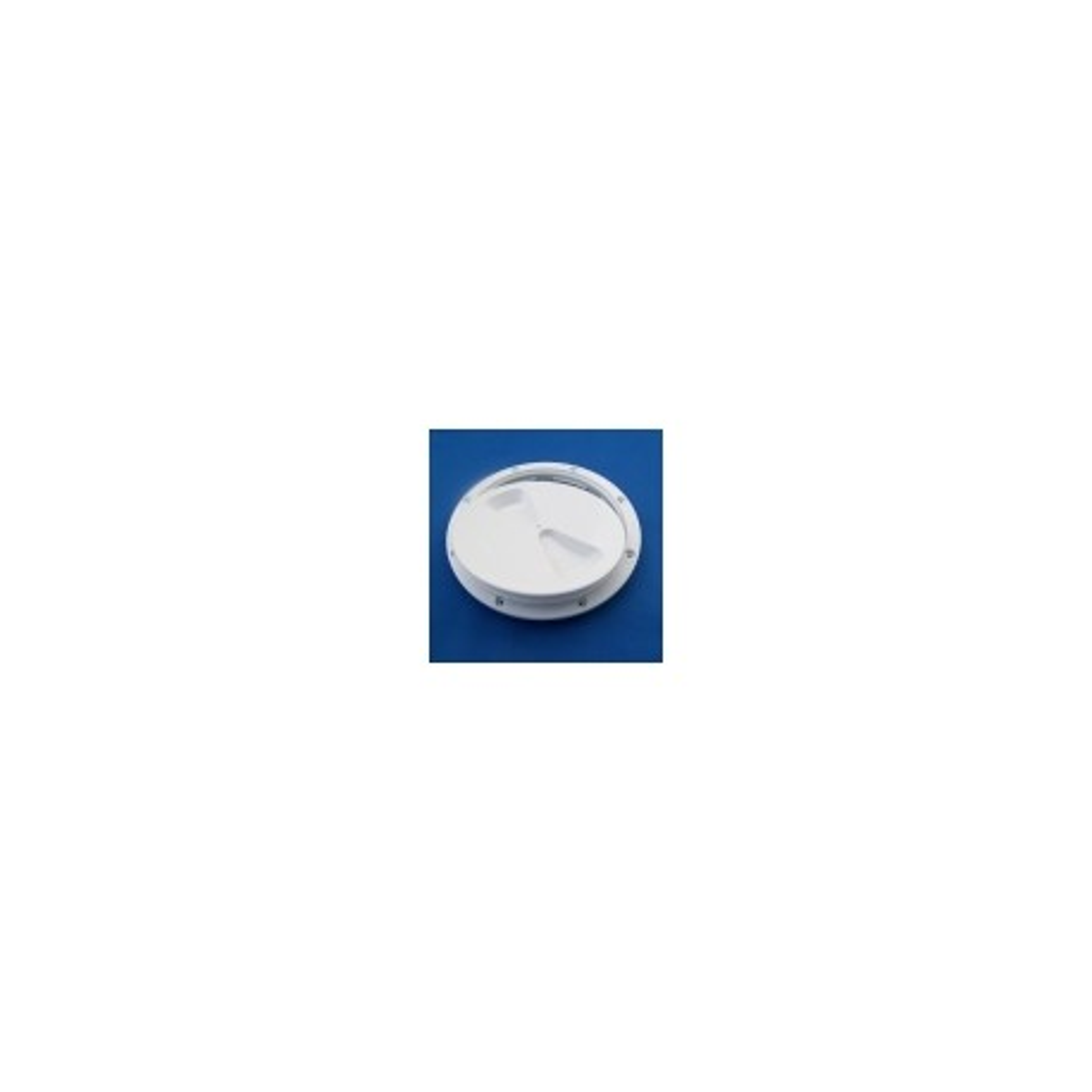 trappe de visite blanche 102mm+ joint