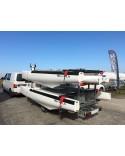 Rouleau antidérapant EVA bateau voiliers