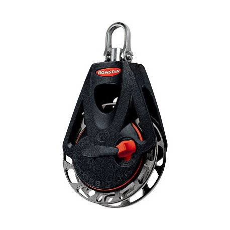 Poulie winch swivel Orbit 55