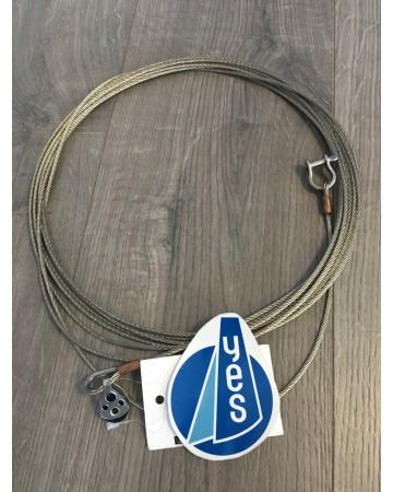 Drisse cable de foc Hobie Tiger