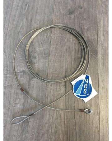 Drisse cable GV Hobie 14