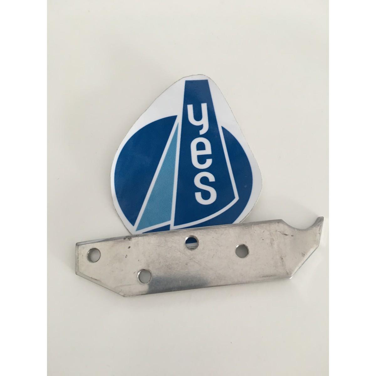 Hook drisse Hobie 17 / 18 Formula / 21 / Open 570