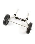 Chariot kayak Hobie, roue dure