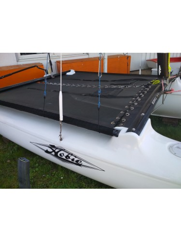 Trampoline compatible Hobie Cat 15