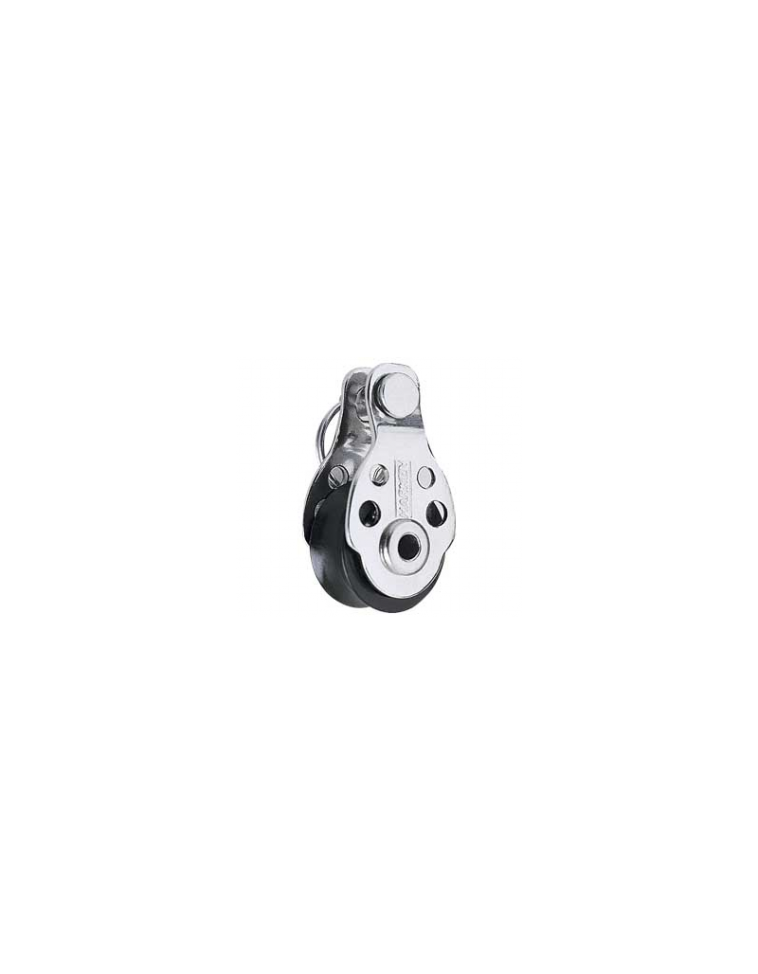 Poulie  harken simple à chape 16 mm
