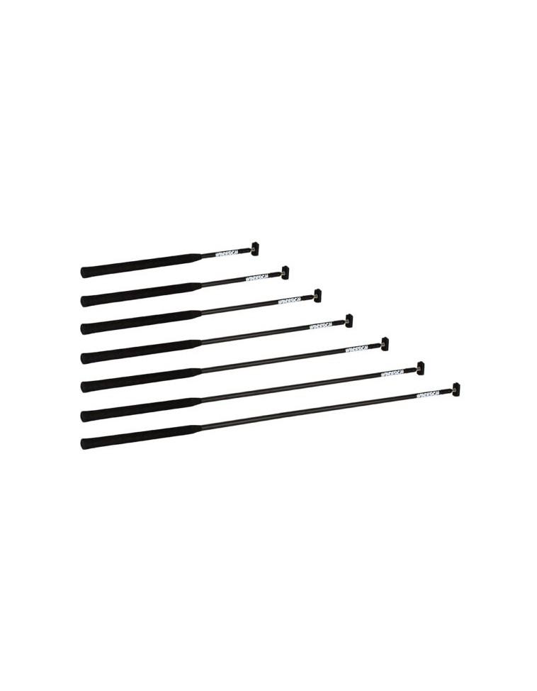 stick deriveur aluminium 100cm