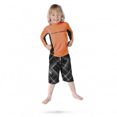 Lycra enfant orange